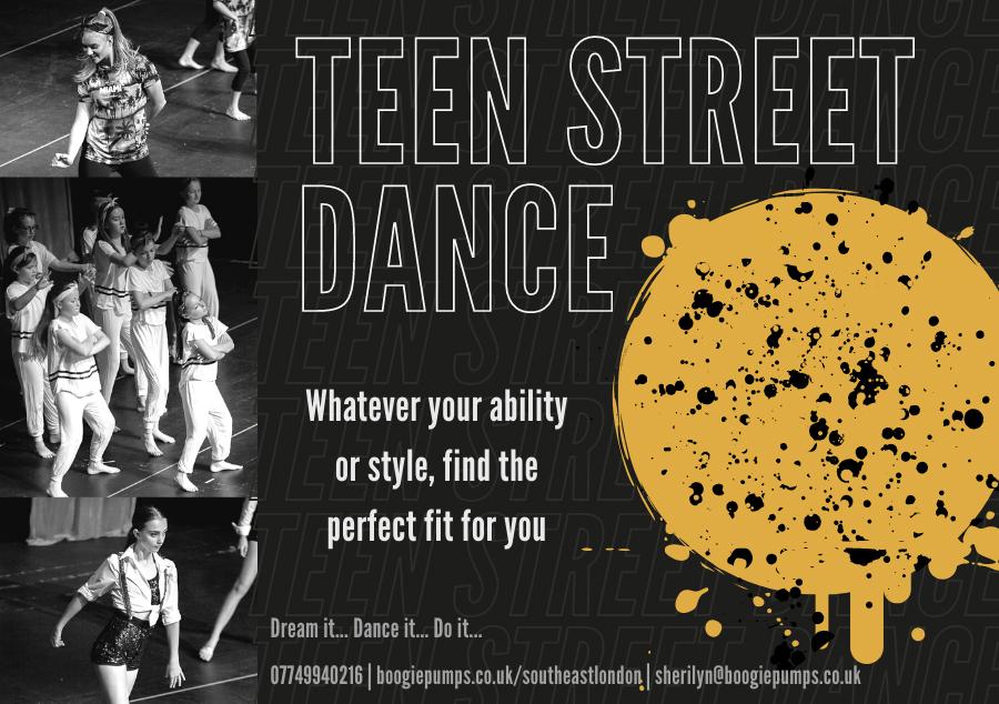 teen-street-dance-south-east-london